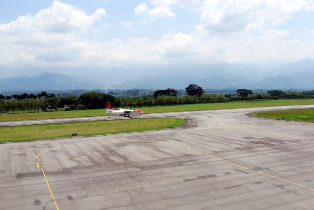 Aeropuerto El eden mayo 28 de 2016 foto dos
