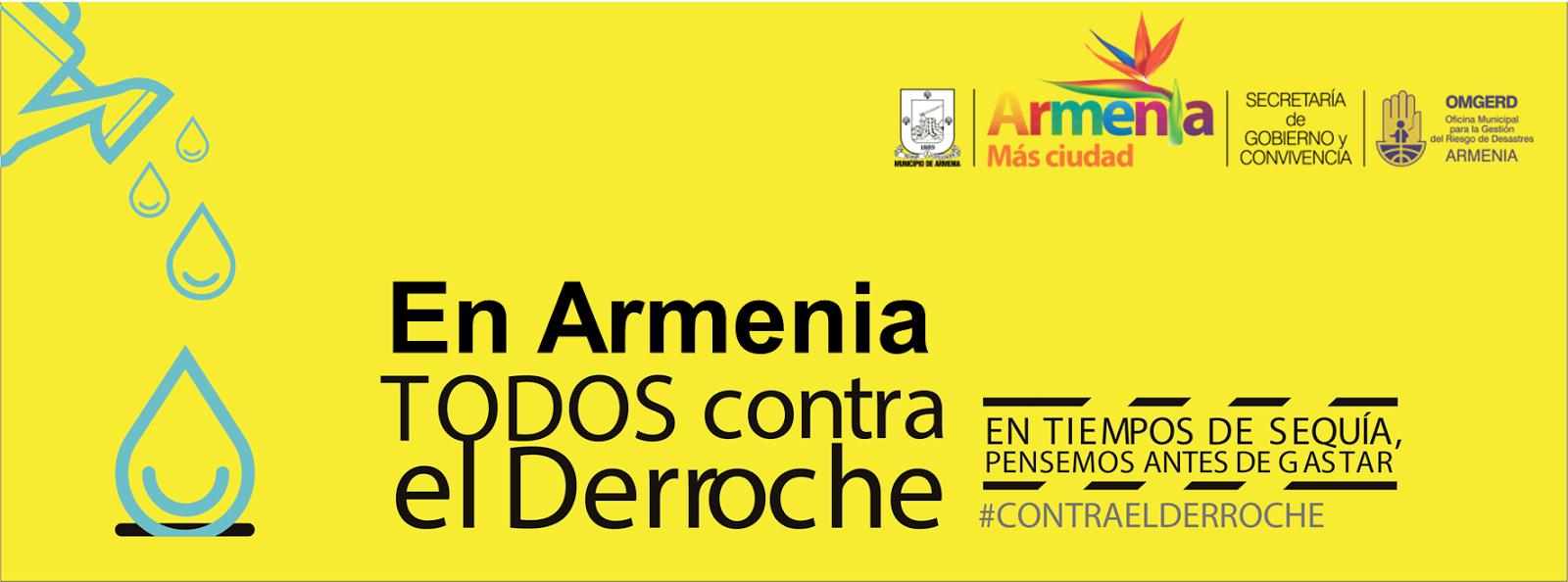 Armenia Contra el Derroche