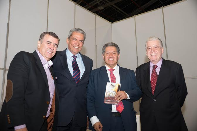 Jorge Eliecer Castellanos en la Filbo