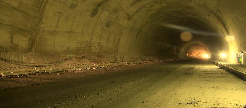 Tunel de la Linea mayo de 016
