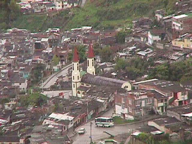 Barrio Pio XII