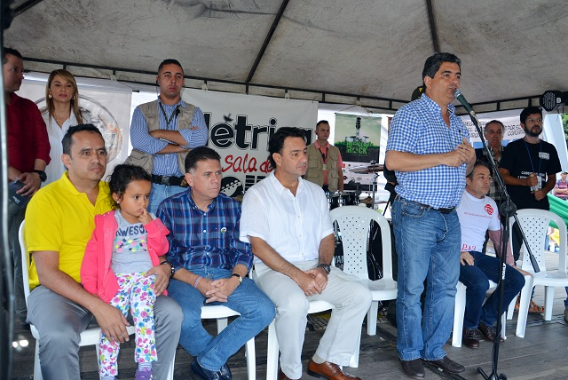 Carlos Eduardo Osorio marcha carnaval