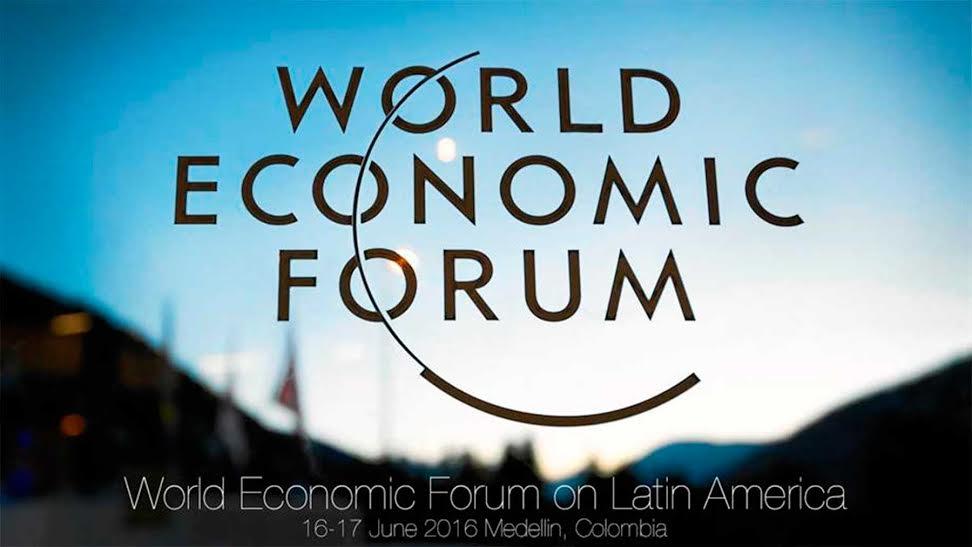 La paz, un tema presente en el Foro Económico Mundial sobre América Latina que inicia en Medellín