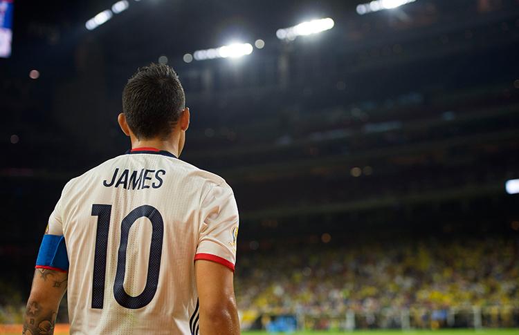 James, la pesadilla chilena reporteros