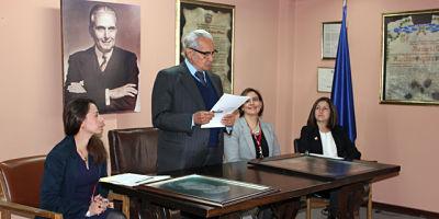 Mariano ospina perez documentos en el museo nacional