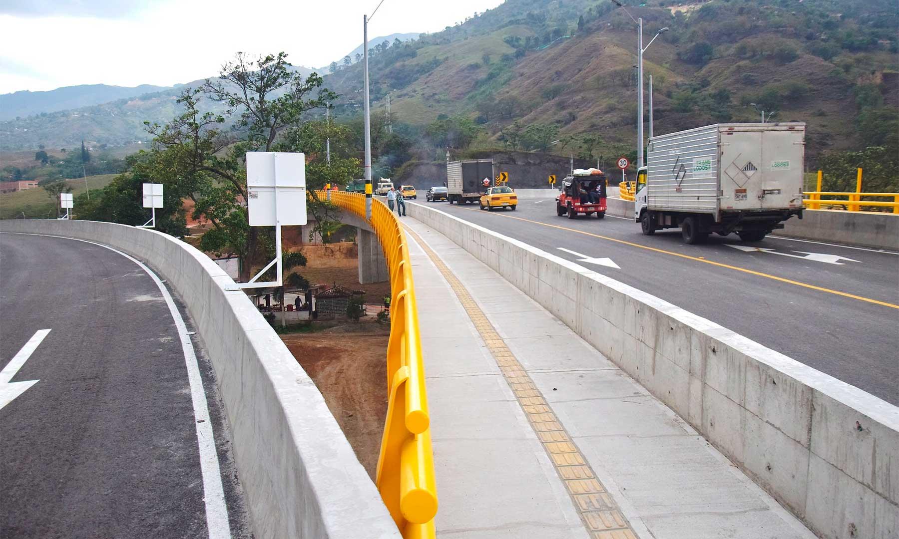 En 73% cayó la accidentalidad vial en Colombia en este puente festivo