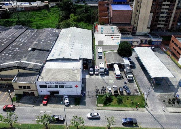 Centro Logístico Humanitario en el Eje Cafetero