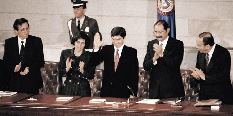 Constitucion promulgación 1991