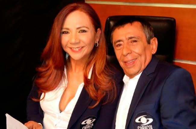 """Georgina Ruiz Sandoval, """"La Goga"""", y Rubén Darío Arcila, """"Rubencho"""""""