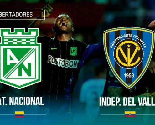 Independiente del Valle-Vs-Atlético Nacional