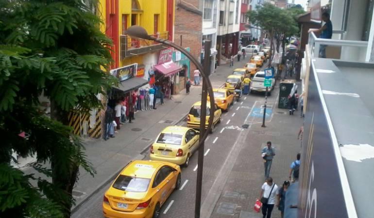 Taxistas de pereira