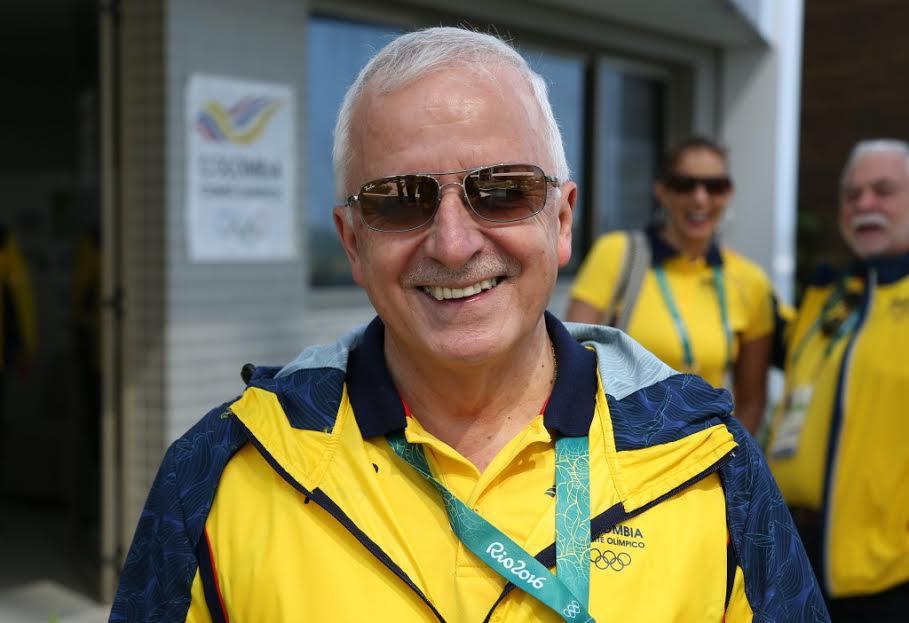 Baltazar Medina, presidente de COC.00.