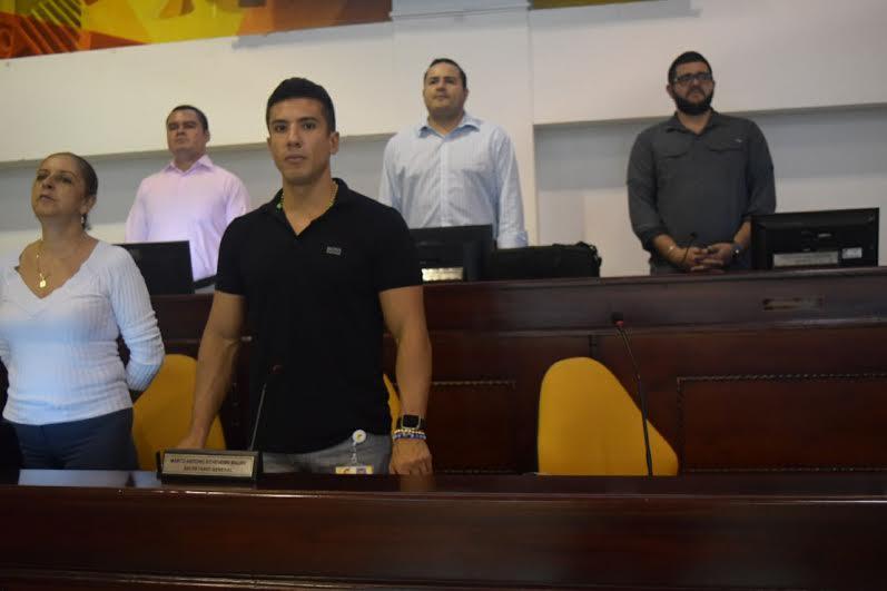 Concejo de Pereira agosto 11 de 016