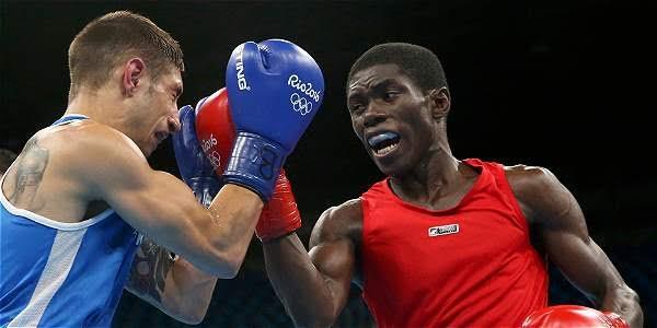 Yuberjén Martínez derrotó al cubano
