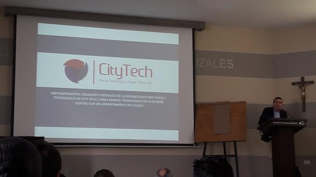 "parque tecnológico ""City Tech"""