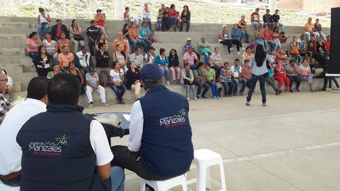 Colegio San Sebastian socializacion
