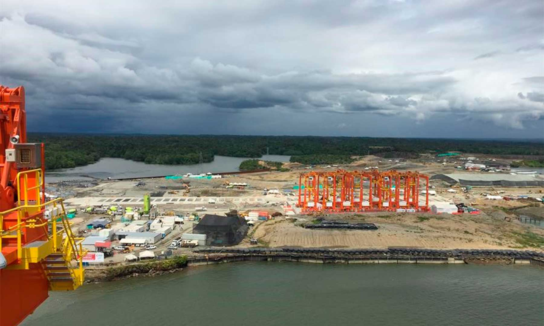 Puerto de Aguadulce en Buenaventura empezará a operar el 11 de octubre