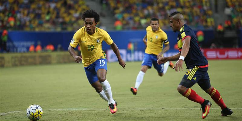 colombia vs brasil sept 6 de 016 futbolred
