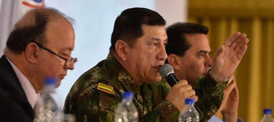 Habrá 20 Zonas Veredales de Tránsito a la Normalidad y 7 Puntos de Tránsito a la Normalización, informó Comandante General de las Fuerzas Militares