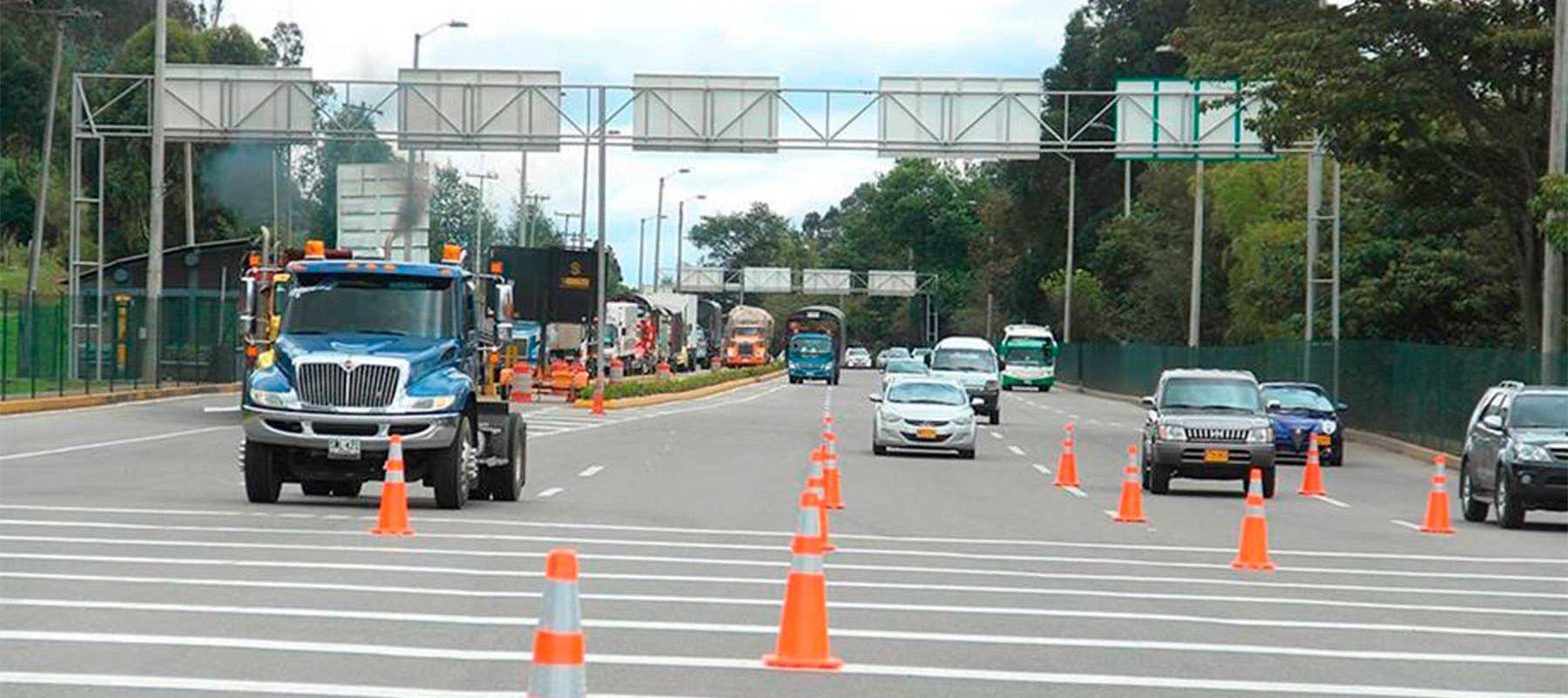 Accidentalidad vial en Colombia cayó 69% en pasado puente festivo