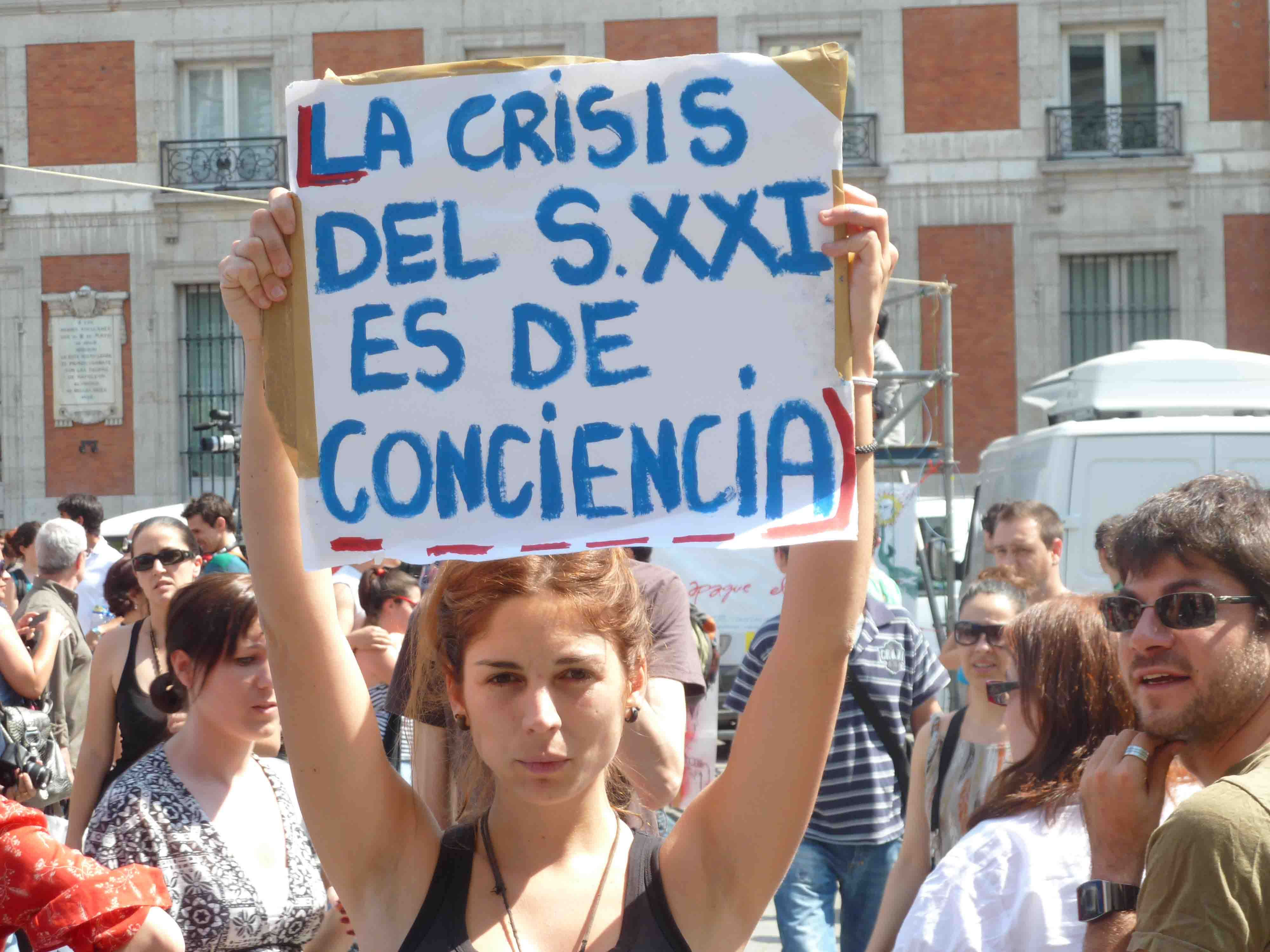 Crisis del siglo XXI