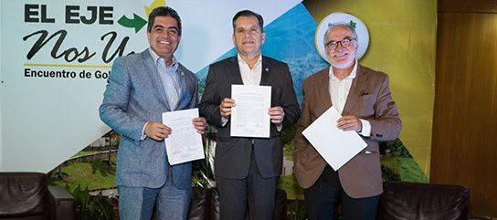 Resultado de imagen para Secretarios de Planeación de Antioquia, caldas, risaralda y Quindìo se reunieron en Pereira