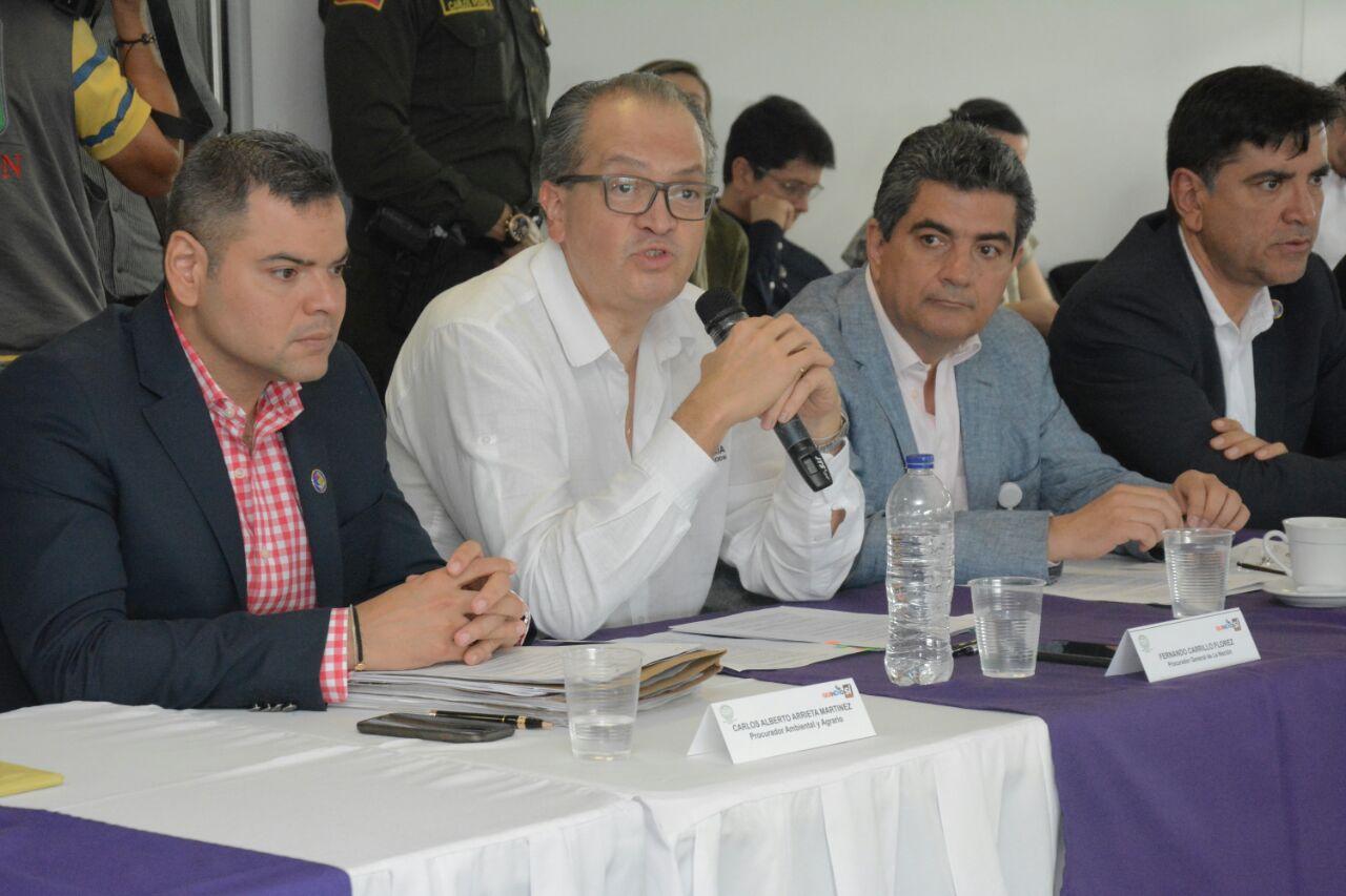 Resultado de imagen para Procurador Regional de Risaralda