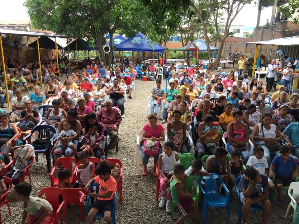 COMUNICADO - America Latina raza vs economia, cultura vs progreso - Página 8 Venezolanos-en-Colombia.-Foto-Casa-de-la-Divina-Providencia-La-Parada-C%C3%BAcuta