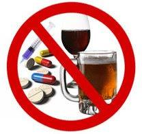 Que medicamento no se debe mezclar con alcohol