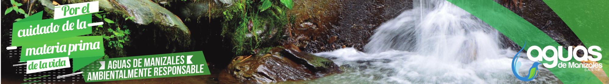 Aguas de Manizales - Marzo 2019