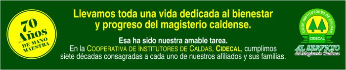 Cidecal abril 2019