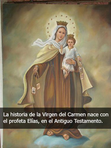 La Fiesta De La Virgen Del Carmen Homenaje A La Patrona De