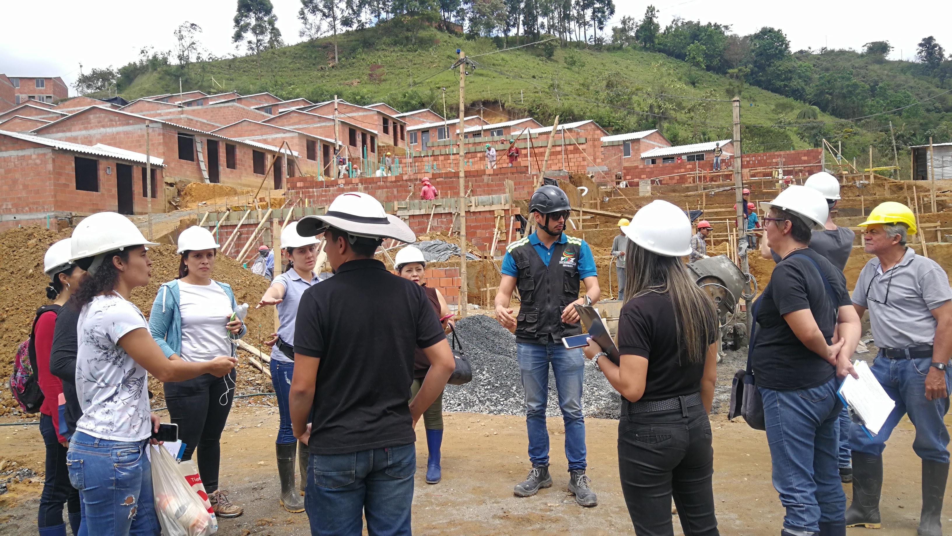 El proyecto de vivienda El Jazmín en Belén de Umbría supera el 80 % de  avance - Eje21