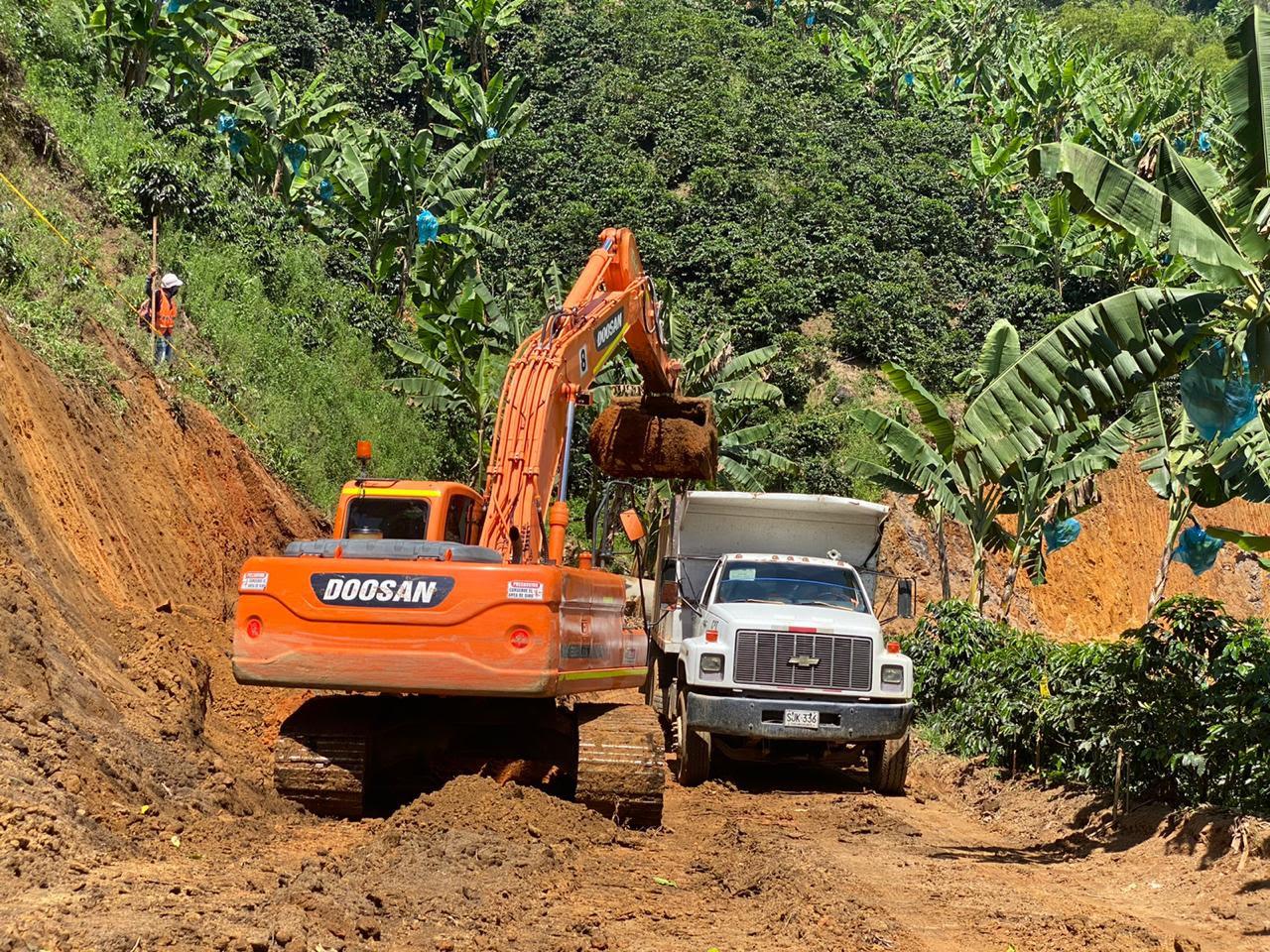 Con infraestructura vial se reactivará la economía en Risaralda - Eje21