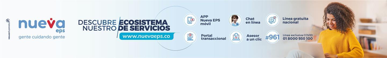 Nueva EPS Banner Constructora de Marcas
