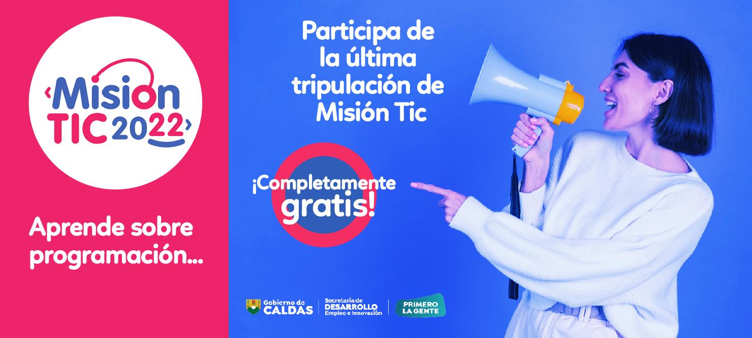 Misión TIV 2022 banner