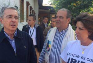 Alvaro Uribe en Caldas oct 10 de 015