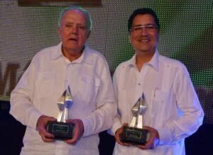 Ramiro Escobar y Mauricio Suarez